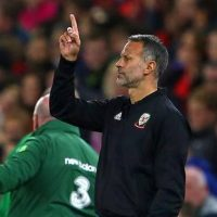 giggs timnas wales